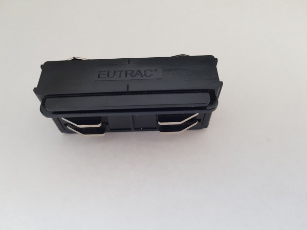 Eutrac Längsverbinder elektrisch für 3-Phasen Aufbau