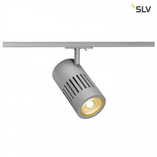 Structec LED 1-Phasen, silber