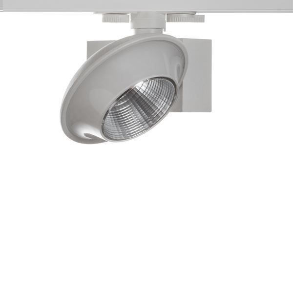 Minikylos LED für 3-Phasen, weiß