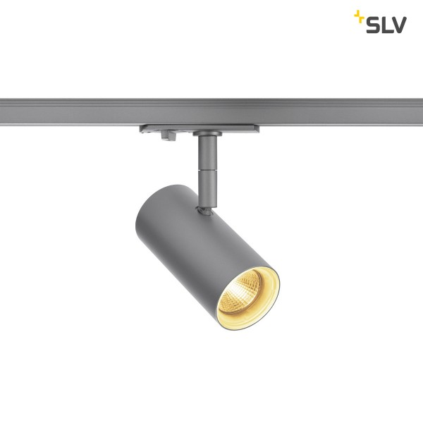 Noblo Spot LED. 1 Phasen, silbergrau, 1001864