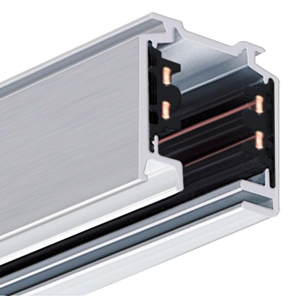 Eutrac recessed 3 phase track