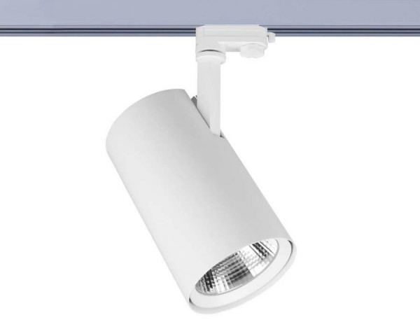 Tubo LED maxi 3-Phasen, weiß