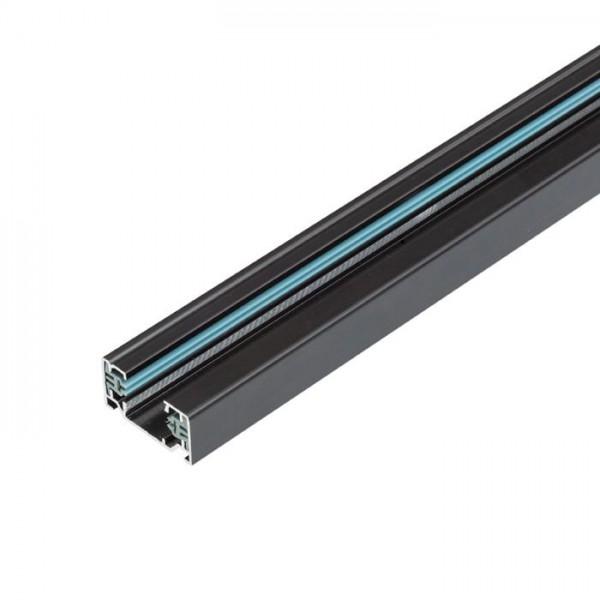 1 Phasen-Stromschiene, schwarz